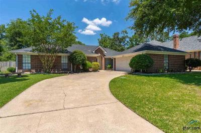 Longview Single Family Home For Sale: 1121 Stillmeadow Ln