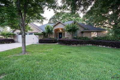 Tyler Single Family Home For Sale: 6811 Mandy Ln.