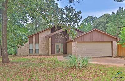 Tyler Single Family Home For Sale: 10105 County Road 492