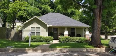 Tyler Single Family Home For Sale: 920 S Fannin