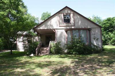 Tyler Single Family Home For Sale: 1418 N Spring