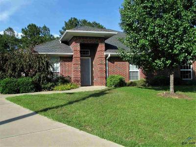 Longview Single Family Home For Sale: 278 Sweetheart Ln.