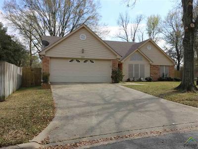 Longview Single Family Home Contingent - Active: 206 Hidden Lake