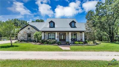 Mabank Single Family Home For Sale: 1932 Fm 316
