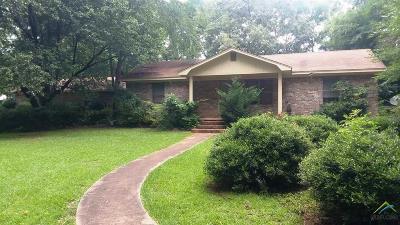 Jacksonville Single Family Home For Sale: 1631 C.r. 3113