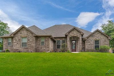 Longview Single Family Home For Sale: 235 Lavender Lane