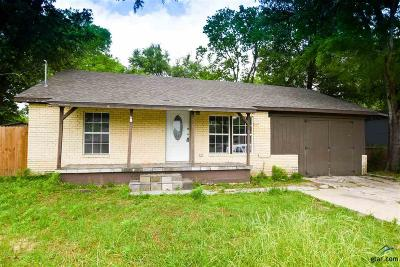 Lindale Single Family Home For Sale: 219 Half St