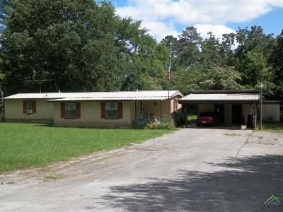 Kilgore Single Family Home For Sale: 5763 W County Road 1114