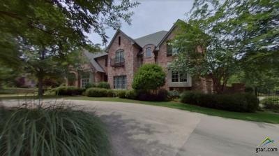 Longview Single Family Home For Sale: 13 Spring Creek Place