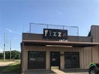Grand Saline Commercial For Sale: 215 W Frank St