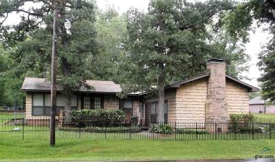 Hawkins TX Single Family Home For Sale: $175,000