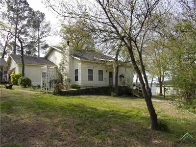 Murchison Single Family Home For Sale: 803 Callendar Lake