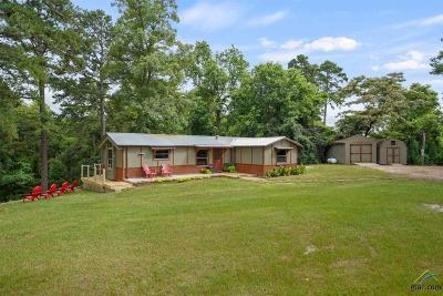 Hawkins TX Single Family Home For Sale: $114,900