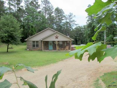 Winnsboro TX Single Family Home For Sale: $159,000