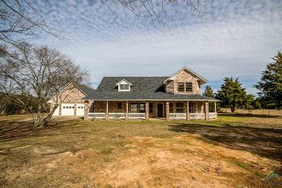 Longview Single Family Home For Sale: 1664 Fm 2906