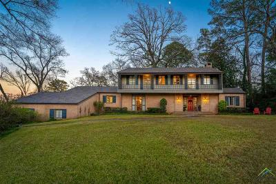 Longview Single Family Home For Sale: 1512 Noble Drive