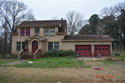 Jacksonville Single Family Home For Sale: 1781 County Road 4118
