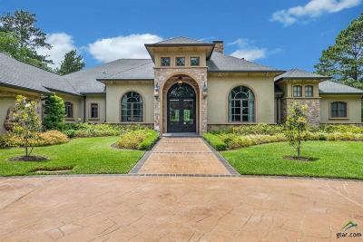 Bullard Single Family Home For Sale: 184 Eagles Peak Dr South