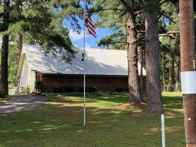 Quitman Single Family Home For Sale: 273 County Road 2133