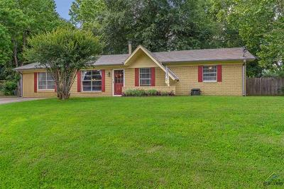 Longview Single Family Home For Sale: 203 Solti St.