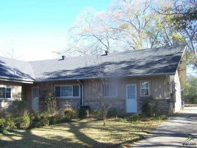 Tyler Multi Family Home For Sale: 802 W 2nd Street #f