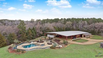 Tyler Farm For Sale: 8346 County Road 1161
