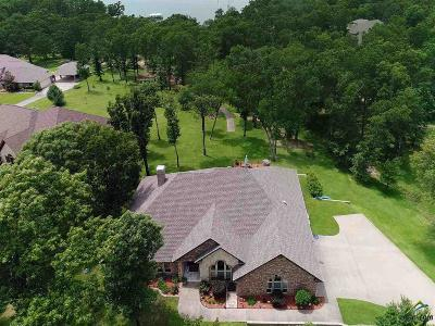 Yantis TX Single Family Home For Sale: $625,000