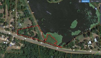 Tyler Residential Lots & Land For Sale: 2596 N Hwy 110