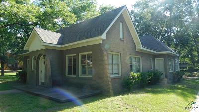 Tyler Rental For Rent: 1120 Augusta Ave.
