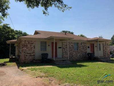 Tyler Multi Family Home For Sale: 1703 Fannin