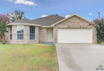 Single Family Home For Sale: 6910 Ranch Hill
