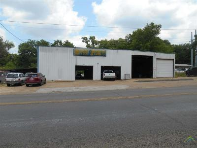 Tyler Commercial For Sale: 1105 W Erwin