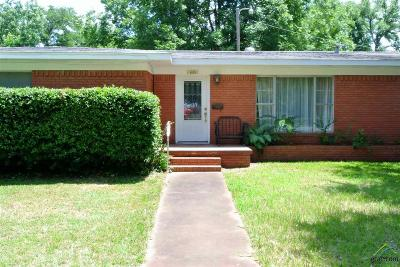Single Family Home For Sale: 1001 Edgewood
