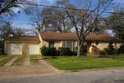 Jacksonville Single Family Home For Sale: 812 Tyler