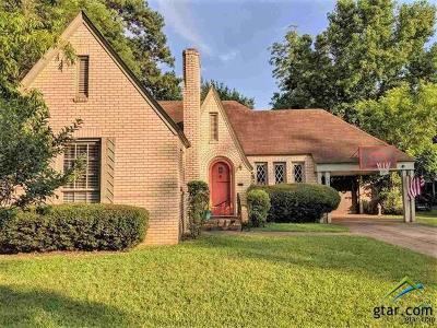 Single Family Home For Sale: 631 El Paso