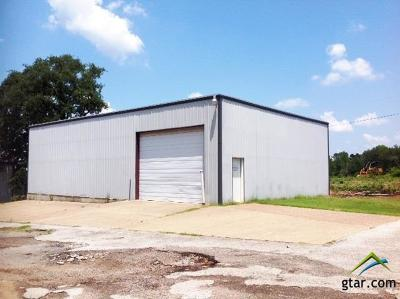 Tyler Commercial Lease For Lease: 4839 Tidwell Dr.