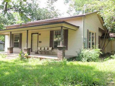 Winnsboro TX Single Family Home For Sale: $48,500