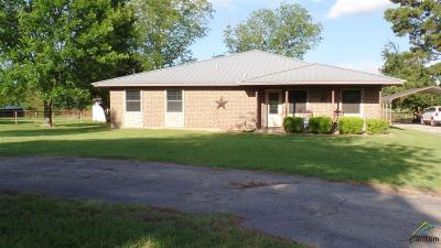 Quitman Single Family Home For Sale: 544 County Road 3130