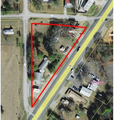 Tyler Commercial For Sale: 15422 S Hwy 155