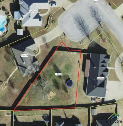 Tyler Residential Lots & Land For Sale: 16650 Thibodaux Dr