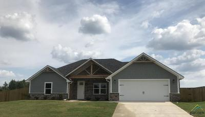 Lindale Single Family Home For Sale: 330 Smith Circle