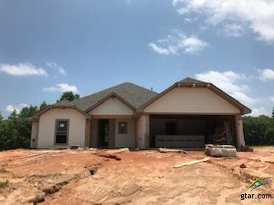 Lindale Single Family Home For Sale: 326 Smith Circle