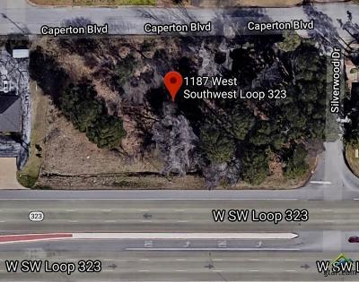 Tyler Commercial For Sale: 1187 W SW Loop 323