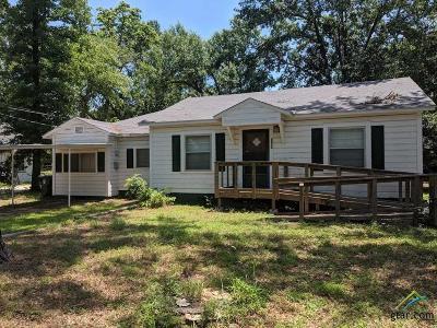 Tyler Single Family Home For Sale: 2307 Lex Ave.