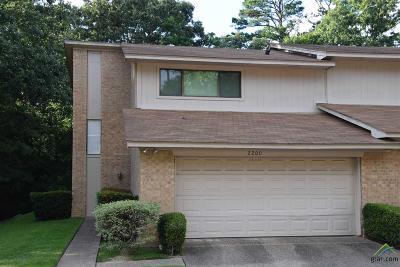 Condo/Townhouse For Sale: 2200 Villa Dr