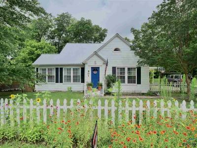 Mineola Single Family Home For Sale: 901 N Pacific
