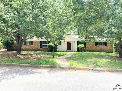 Single Family Home For Sale: 3014 Decharles