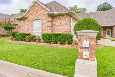 Condo/Townhouse For Sale: 2315 Homestead Ln