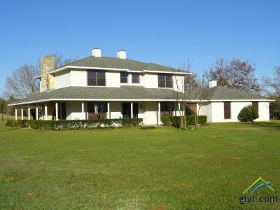 Single Family Home For Sale: 1590 County Road 1409