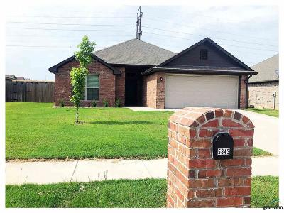 Tyler Rental For Rent: 5843 Deauville